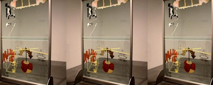 The Bride Stripped Bare by Her Bachelors, Even by Marcel Duchamp