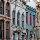 colorful buildings side by side in New Orleans