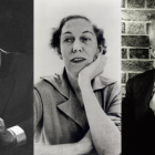 Jorge Luis Borges, Eudora Welty, and William Faulkner