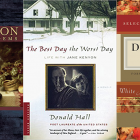 book covers: Collected Poems, The Best Day The Worst Day, White Apples and the Taste of Stone