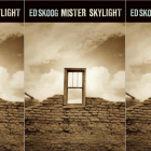 Mister Skylight cover in a repeated pattern