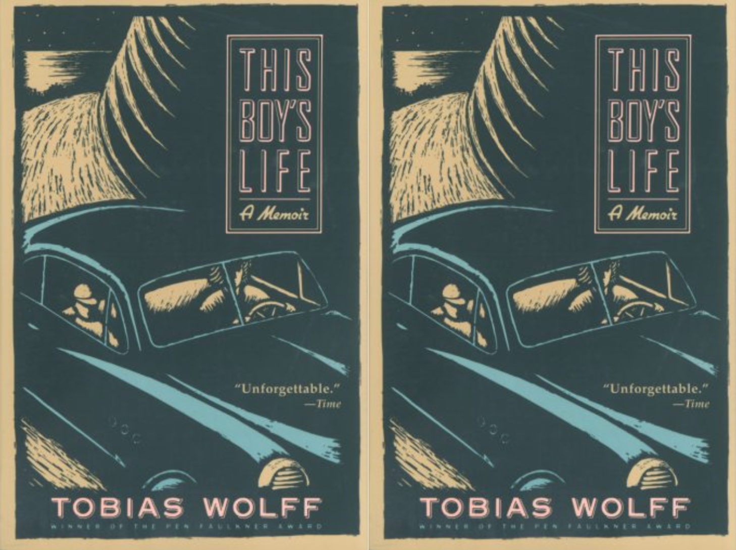 Cover of the book This Boy's Life