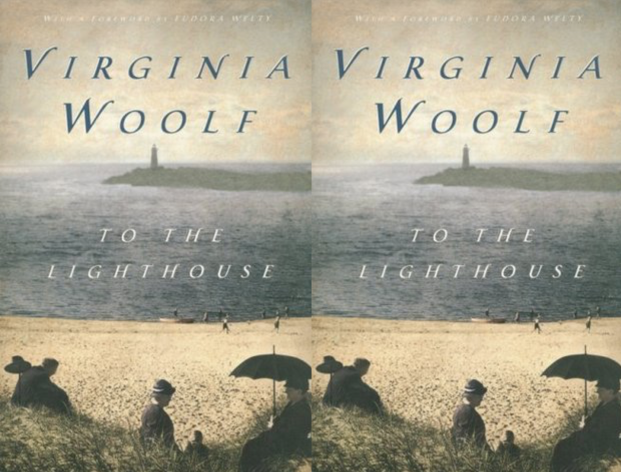 Cover of Virginia Woolf's To The Lighthouse