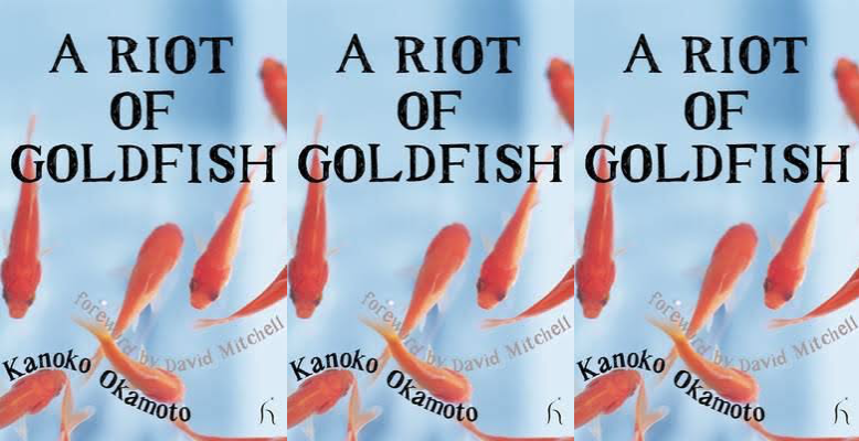 Cover image of A Riot of Goldfish