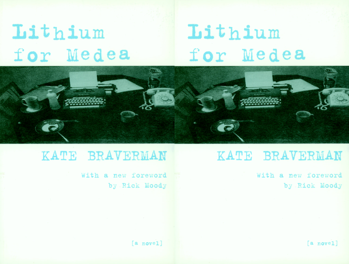 Cover image of Kate Braverman's Lithium for Medea