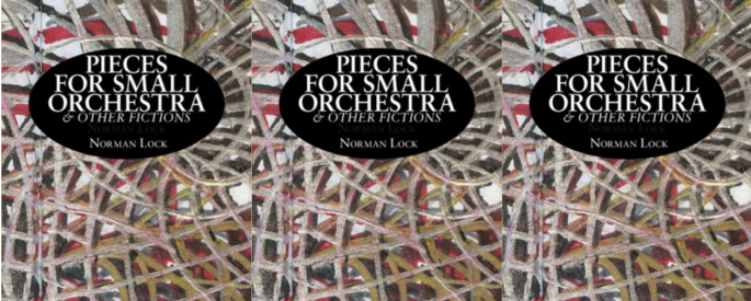 Cover art for Norman Lock's Piece for Small Orchestra
