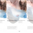 Cover art for Lidia Yuknavitch's The Chronology of Water
