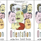 Cover art for Daniel Orozco's Orientation