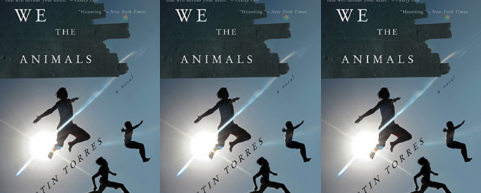 Cover art for We the Animals by Justin Torres