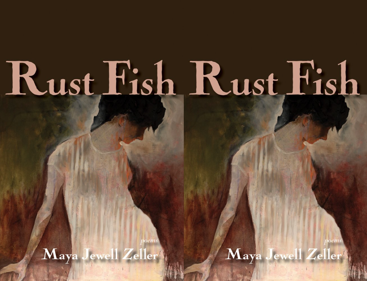 Cover art for Rust Fish by Maya Jewell Zeller