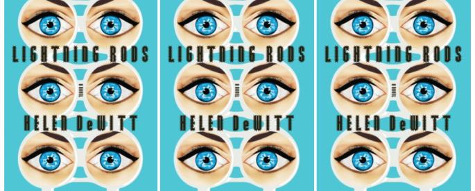 Cover art for Lightning Gods by Helen DeWitt
