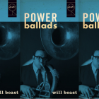 Cover art for Will Boast's Power Ballads