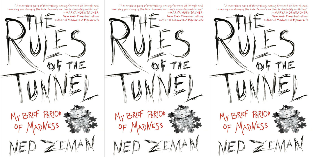 Cover art for The Rules of the Tunnel by Ned Zeman