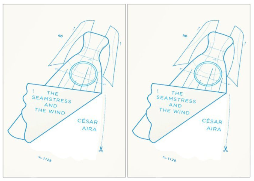 Cover art for The Seamstress and the Wind by Cesar Aira