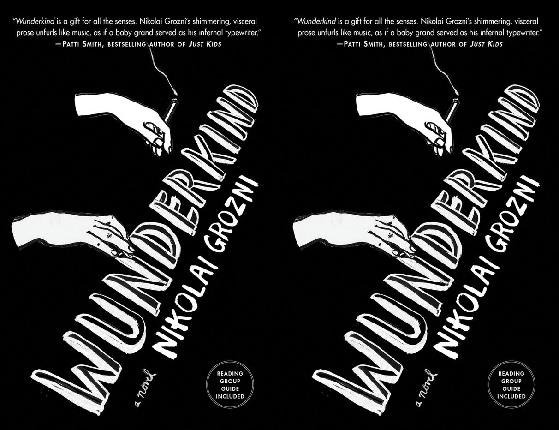 Cover art for Wunderkind by Nikolai Grozni