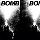 Cover art for Volume 1 Issue 1 of BOMB Magazine