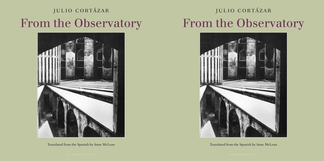 Cover art for From the Conservatory by Julio Cortazar