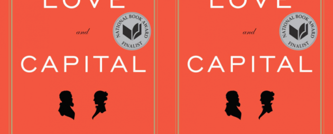 Cover art for Love and Capital by Mary Gabriel