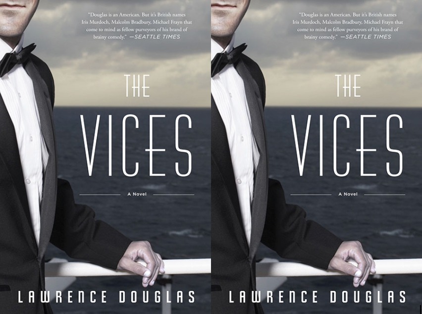 Cover art for The Vices by Lawrence Douglas