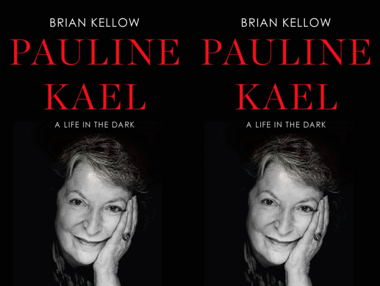 Cover art for A Life in the Dark by Pauline Kael