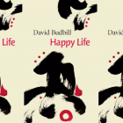 Cover art for Happy Life by David Budbill