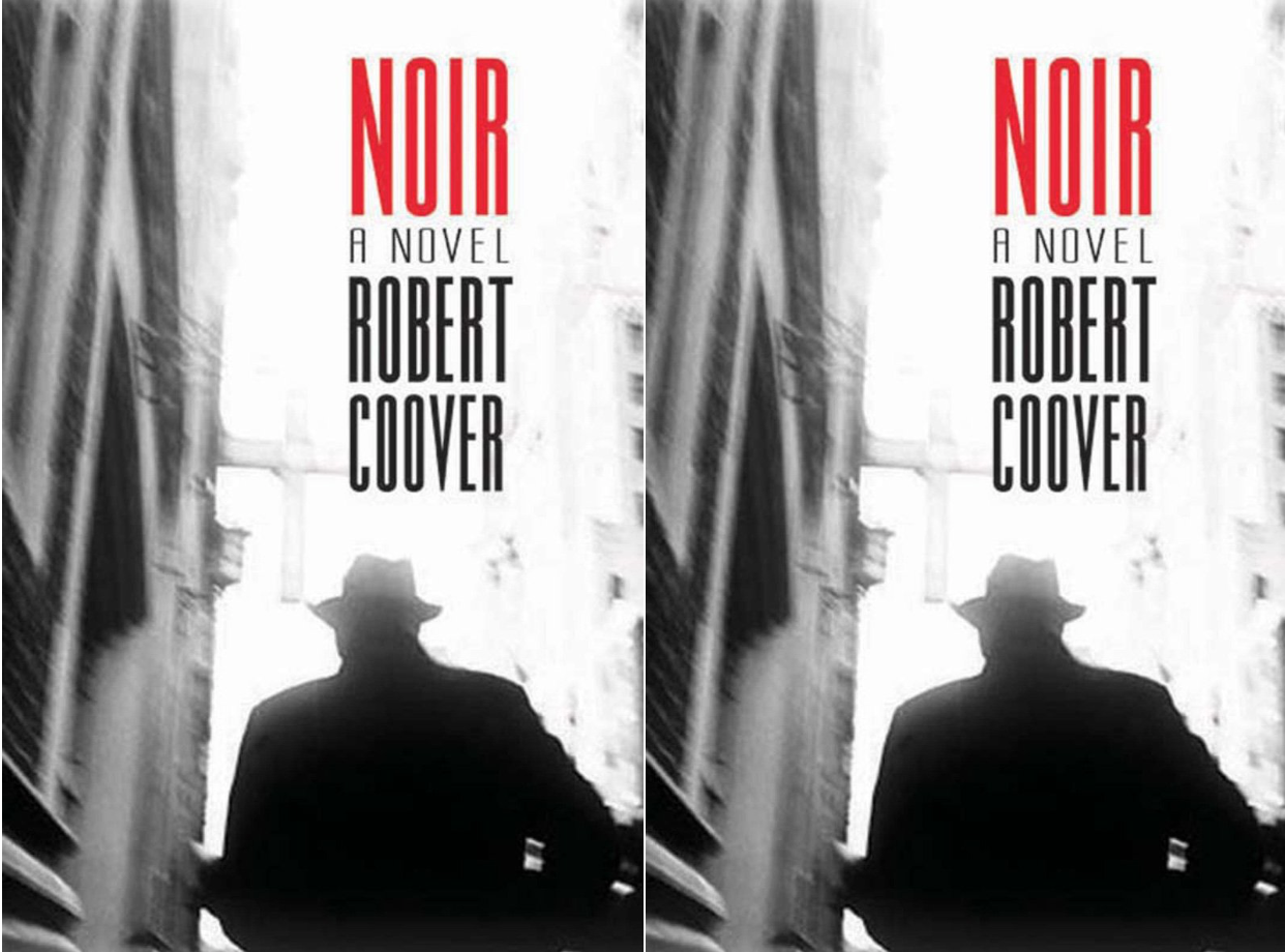 Cover art for Noir by Robert Coover