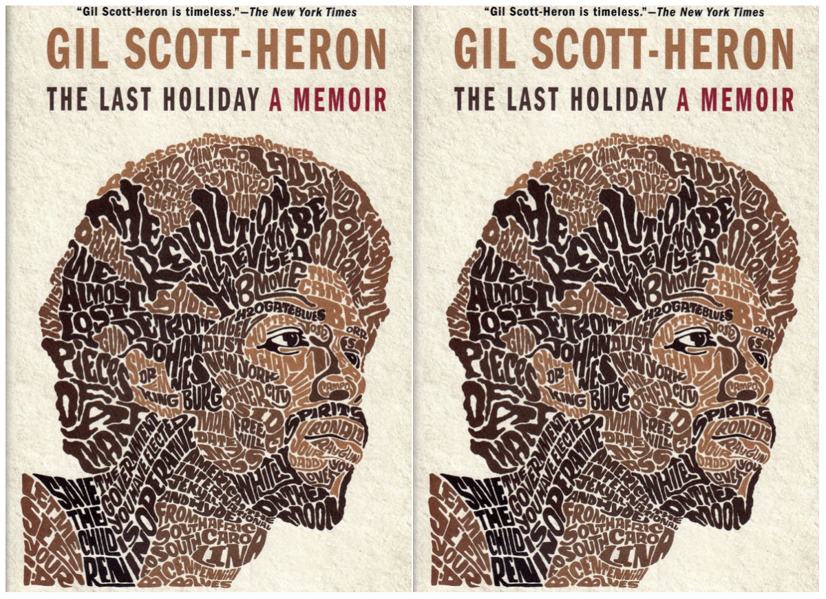 Cover art for The Last Holiday by Gil Scott-Heron
