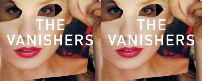 Cover art for The Vanishers by Heidi Julavits