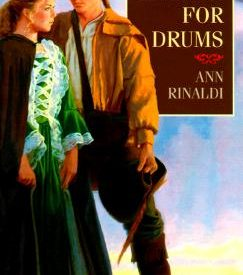 cover of Time Enough for Drums by Ann Rinaldi