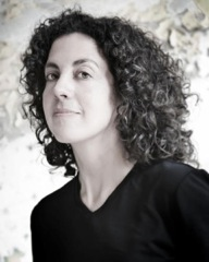 portrait of the writer Lia Purpura
