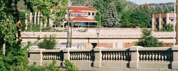 Santa Fe Trail bridge
