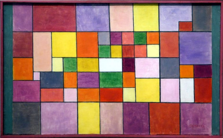 Paul Klee's Harmony of Northern