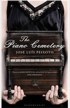 Cover of The Piano Cemetery