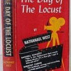 cover of The Day of the Locust