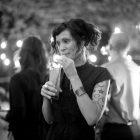 photo of the writer Dani Burlison