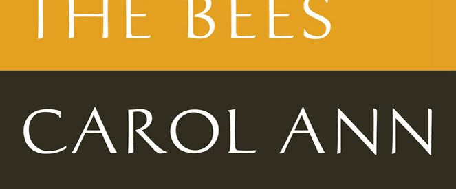 cover of Carol Ann Duffy's The Bees