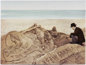 The Sandman, Atlantic City, 1900, from Yale's Beinecke Rare and Manuscript Room
