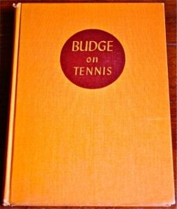 """Trivia Challenge: Can you name the 1997 neo-noir thriller in which this 1939 tennis tome so prominently appears? (Hint: """"Funny old world? Dog my cats indeed!"""" Read on for the answer….)"""