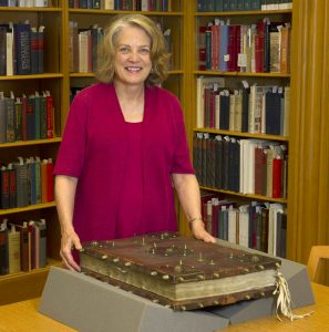 Cherry Williams, Manuscripts Curator, Lilly Library