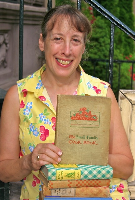 Bookseller and freelance editor Bonnie Slotnick