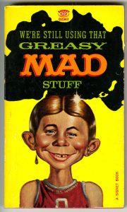Greasy Mad Stuff, 1963