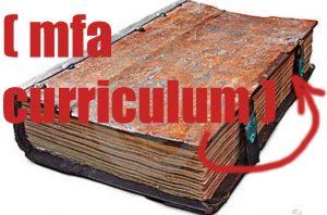 mfa curriculum