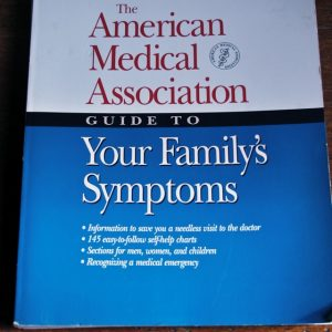 From the cast-off pile. Why let a book like this take up valuable shelf space when it's just as easy to take your hypochondria online?