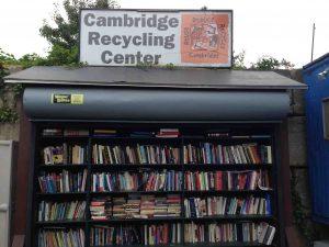 Cambridge Recycling Center.