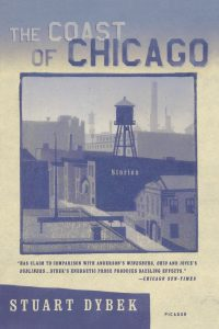 book cover that features an illustration of an oil derrick and a small town