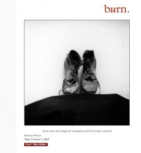 Michael Wilson Photo Essay at BurnMagazine.com