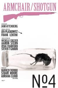 issue-4 of Armchair/Shotgun