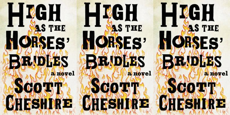 """Cover of """"High As The Horses' Bridles"""" by Scott Cheshire"""