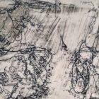Kathleen Keels painting