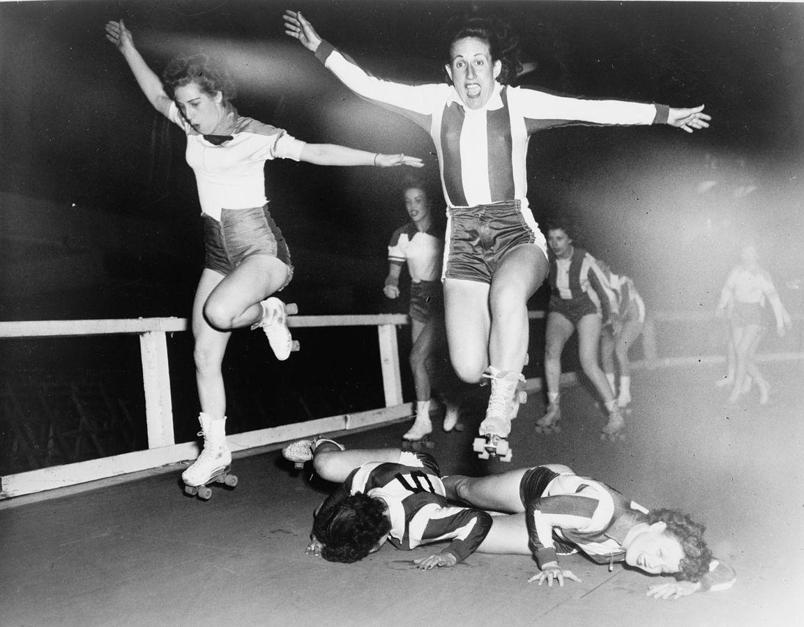 1153px-Roller_Derby_1950